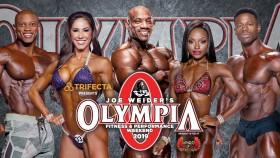 2019 Joe Weider's Olympia Fitness & Performance Weekend Video Thumbnail