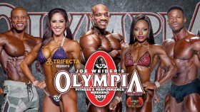 2019 Joe Weider's Olympia Fitness & Performance Weekend Video Thumbnail