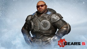 Dave Bautista will be a Playable Character in Gears of War V thumbnail