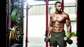 MusclePharm Athlete John Gaines Jr. miniatura