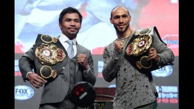 """How Keith """"One Time"""" Thurman prepared for his big fight against Manny Pacquiao thumbnail"""