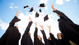 Graduation-Ceremony-Throwing-Graduation-Cap thumbnail