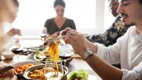 Group-Eating-Meal-Serving-Pasta-Carbs thumbnail
