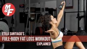IFBB-Figure-Etila-Santiago-Full-body-Fat-Loss-Workout-Routine Video Thumbnail