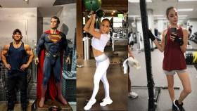 25 Fit Celebrities You Need to Follow on Instagram thumbnail