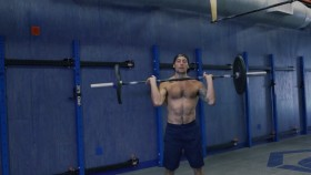 Ian Berger Exercise with Barbell Video Thumbnail