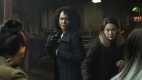 Iron Fist star Jessica Henwick talks season two. thumbnail