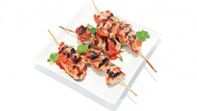 Grilled Chicken Skewers thumbnail