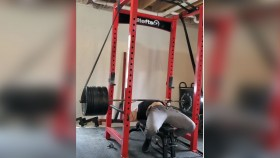 Janae Marie Kroc Deloads With a 415-Pound Bench Press thumbnail
