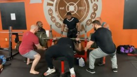 Julius Maddox Breaks World Bench Press Record for a Third Time thumbnail