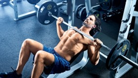 Joe Manganiello - Incline Bench Press thumbnail