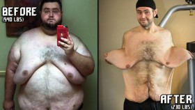 John Allaire Loses Over 300 Pounds in Incredible Transformation thumbnail