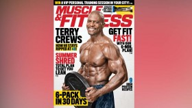 Terry Crews June 2017 Cover  thumbnail