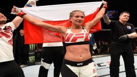 Karolina Kowalkiewicz Talks with HERS Before UFC 205 Video Thumbnail
