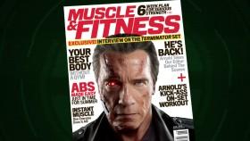 Arnold Schwarzenegger cover June 2015 Video Thumbnail
