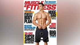 Get the September Issue of 'Muscle & Fitness' on Newsstands Now thumbnail
