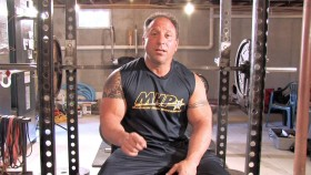 MHP Coaches Corner - Joe Mazza bench press Video Thumbnail