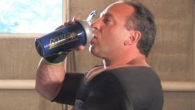 MHP Coaches Corner - Joe Mazza drinking supps Video Thumbnail