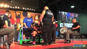 MHP athlete Maryana Naumova at Arnold Classic Video Thumbnail