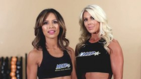 MHP athletes Yeshaira Robles and Dana Mauro Video Thumbnail