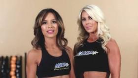 MHP athletes Yeshaira Robles and Dana Mauro Video Thumbnail