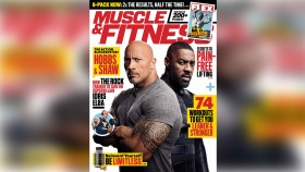 Get the August 2019 Issue of 'Muscle & Fitness' thumbnail