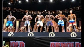 2019 Arnold Classic: Men's Physique Call Out Report thumbnail