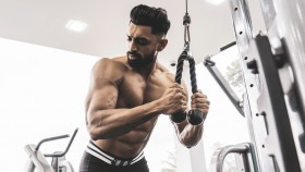 Muscular-Man-Performing-Tricep-Pushdown thumbnail