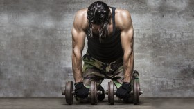 Musuclar-Army-Exhaustive-Tired-Dumbbells thumbnail