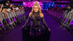 WWE Superstar Natalya Neidhart walks to the ring. thumbnail