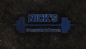 Nick's Strength and Power/YouTube thumbnail
