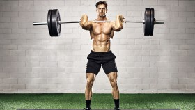 Olympic-Lift-Clean-Barbell-Gym thumbnail