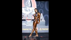 Natalia Abraham Coelho - Women's Physique - 2019 Olympia thumbnail