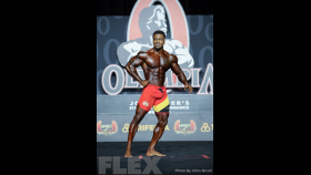 Suraqah Shabazz - Men's Physique - 2019 Olympia thumbnail