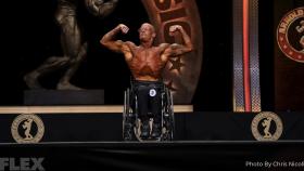 Joshua Rucker - Wheelchair - 2019 Arnold Classic thumbnail