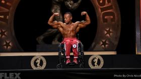 Kris Dim - Wheelchair - 2019 Arnold Classic thumbnail