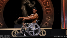 Anand Arnold - Wheelchair - 2019 Arnold Classic thumbnail