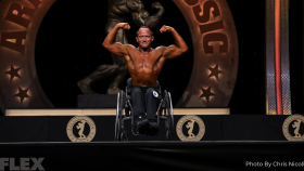 Tyler Brey - Wheelchair - 2019 Arnold Classic thumbnail