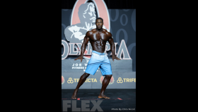 Kimani Victor - Men's Physique - 2019 Olympia thumbnail