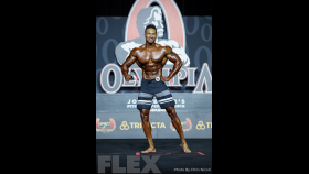 Anthony Woods - Men's Physique - 2019 Olympia thumbnail