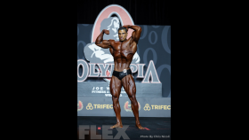 Woilid Baatout - Classic Physique - 2019 Olympia thumbnail
