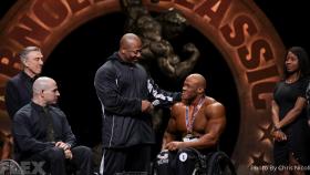 Final Posedown & Awards - Wheelchair - 2019 Arnold Classic thumbnail