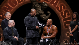 Final Posedown & Awards - Wheelchair - 2019 Arnold Classic thumbnail