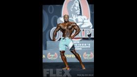 Brandon Hendrickson - Men's Physique - 2019 Olympia thumbnail