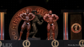 Comparisons - Open Bodybuiding - 2019 Arnold Classic thumbnail