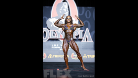 Reshanna Boswell - Women's Physique - 2019 Olympia thumbnail