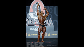 Alex Cambronero - Classic Physique - 2019 Olympia thumbnail