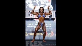 Daniely Castilho - Women's Physique - 2019 Olympia thumbnail