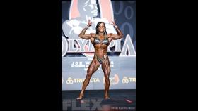 Laura Pintado Chinchilla - Women's Physique - 2019 Olympia thumbnail