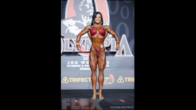 Ivana Ivusic - Figure - 2019 Olympia thumbnail